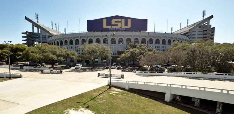 lsu Tiger Stadium Baton Rouge